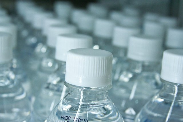 A little plastic goes al long way, unfortunately. (Steven DePolo/Flickr)
