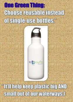 OneGreenThing-reusablewaterbottles