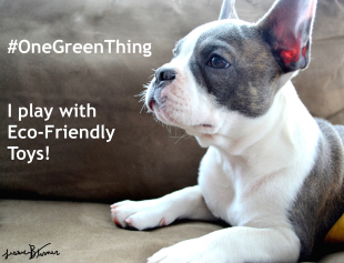 #oneGreenThing